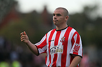 Photo: Pete Lorence.<br />Lincoln City v Rochdale United. Coca Cola League 2. 21/10/2006.<br />Jamie Forrester after the match.