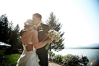 Jason and Katie Porter's wedding held Saturday, Sept. 10, 2011 at The Lodge in Sandpoint, Idaho.