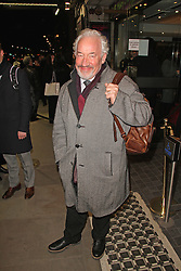 © Licensed to London News Pictures. 28/01/2015, UK. The Ruling Class - Gala Night, Trafalgar Studios, London UK, 28 January 2015; Simon Callow. Photo credit : Brett D. Cove/Piqtured/LNP