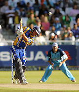 CAPE TOWN, SOUTH AFRICA - 20 April 2008, Andrew Puttick batting during the Standard Bank Pro 20 Semi Final match between The Nashua Cape Cobras and Nashus Titans held at Sahara Park Newlands in Cape Town, South Africa..Photo by www.sportzpics.net