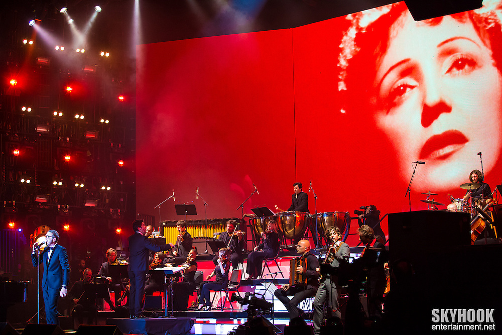 A Tribute to Edith Piaf at The Beacon Theater, Sept 19, 2013.  Photo: Rick Gilbert/SkyhookEntertainment.net