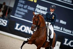 De Vries Mara, NED, Farzana G<br /> Longines FEI/WBFSH World Breeding Dressage Championships for Young Horses - Ermelo 2017<br /> © Hippo Foto - Dirk Caremans<br /> 05/08/2017