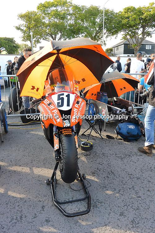 #51 Jonathan Howarth Kawasaki Sheff Pack Kawasaki