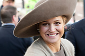 Koningin Maxima bij opening Centrum Gezond Gewicht