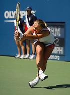 US Open 2009, USTA Billie Jean National ..Tennis Center,New York, Sport, Grand Slam Tournament,  Svetlana Kuznetsova (RUS)..Foto: Juergen Hasenkopf..B a n k v e r b.  S S P K  M u e n ch e n, ..BLZ. 70150000, Kto. 10-210359,..+++ Veroeffentlichung nur gegen Honorar nach MFM,..Namensnennung und Belegexemplar. Inhaltsveraendernde Manipulation des Fotos nur nach ausdruecklicher Genehmigung durch den Fotografen...Persoenlichkeitsrechte oder Model Release Vertraege der abgebildeten Personen sind nicht vorhanden...