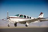 CCAS09 Beechcraft A36 Bonanza N2347V