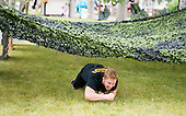 Army Obstacle run