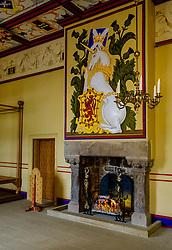 The KIng's Bedchamber, Stirling Castle, Scotland<br /> <br /> (c) Andrew Wilson   Edinburgh Elite media