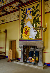 The KIng's Bedchamber, Stirling Castle, Scotland<br /> <br /> (c) Andrew Wilson | Edinburgh Elite media