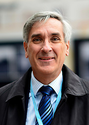 © Licensed to London News Pictures. 08/10/2012. Birmingham, UK John Redwood at The Conservative Party Conference at the ICC today 8th October 2012. Photo credit : Stephen Simpson/LNP