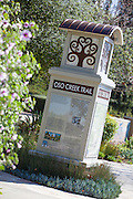 Oso Creek Trail Monument Mission Viejo