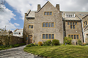 Exterior, Pickwell Manor, Georgeham, North Devon, UK.<br /> CREDIT: Vanessa Berberian for The Wall Street Journal<br /> HOUSESHARE