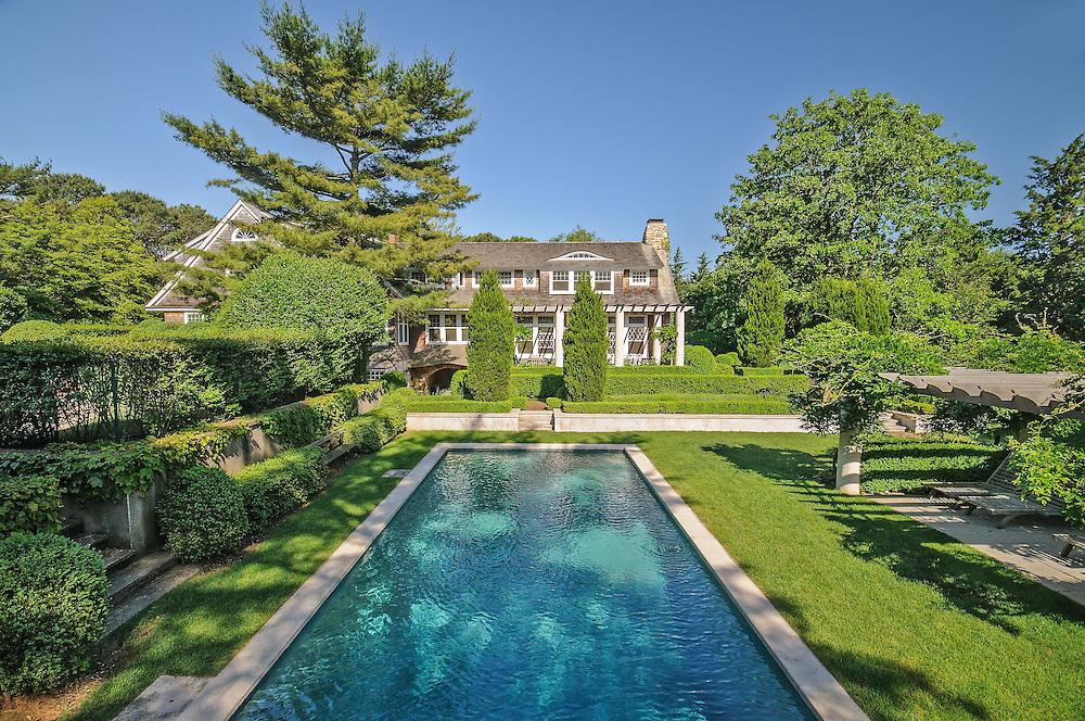 Swimming Pool, 56 Ridge Rd, Long Island, Southampton, New York