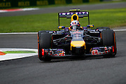 September 4-7, 2014 : Italian Formula One Grand Prix - Daniel Ricciardo (AUS), Red Bull-Renault