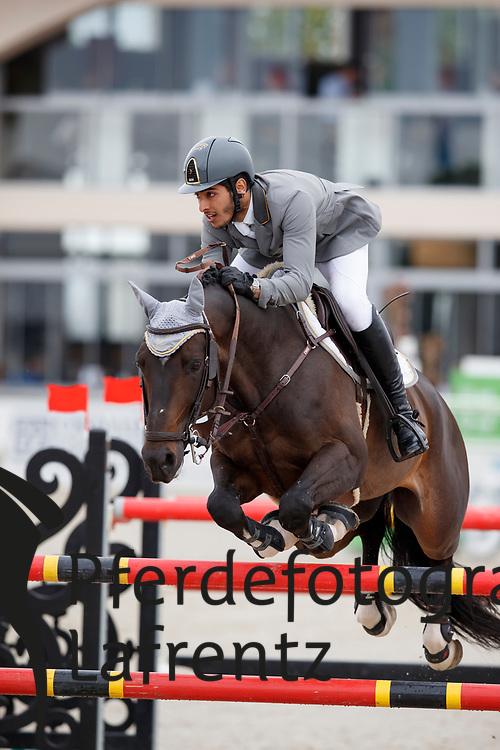 ALRAJHI Abdulrahman (KSA), Domingo<br /> Hagen - Horses and Dreams meets the Royal Kingdom of Jordan 2018<br /> Finale Mittlere Tour<br /> 29. April 2018<br /> www.sportfotos-lafrentz.de/Stefan Lafrentz