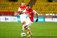 Yannick Ferreira Carrasco  - 21.01.2015 - Monaco / Evian Thonon   - Coupe de France 2014/2015<br /> Photo : Sebastien Nogier / Icon Sport