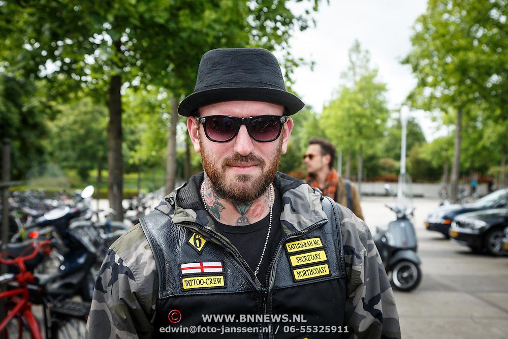 NLD/Amsterdam/20150618 - Voorvertoning Satudarah – One Blood documentaire, Ben Saunders