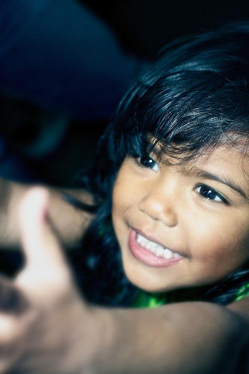 Portrait of Teja.