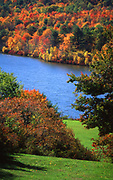Francis Slocum State Park, Fall foliage, Luzerne County, PA