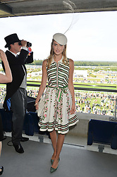 DONNA AIR at the first day of the 2014 Royal Ascot Racing Festival, Ascot Racecourse, Ascot, Berkshire on 17th June 2014.