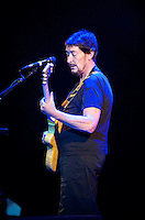 London, ENGLAND - MARCH 14: Chris Rea performs at Hammersmith Apollo on March 14, 2010 in London, England. (Photo by Shoja Lak)