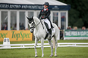 QUICKLOOK V ridden by Gemma Tattersall (GBR) during day two of the Equitrek CCI*** dressage event at Bramham International Horse Trials 2017 at Bramham Park, Bramham, United Kingdom on 11 June 2017. Photo by Mark P Doherty.