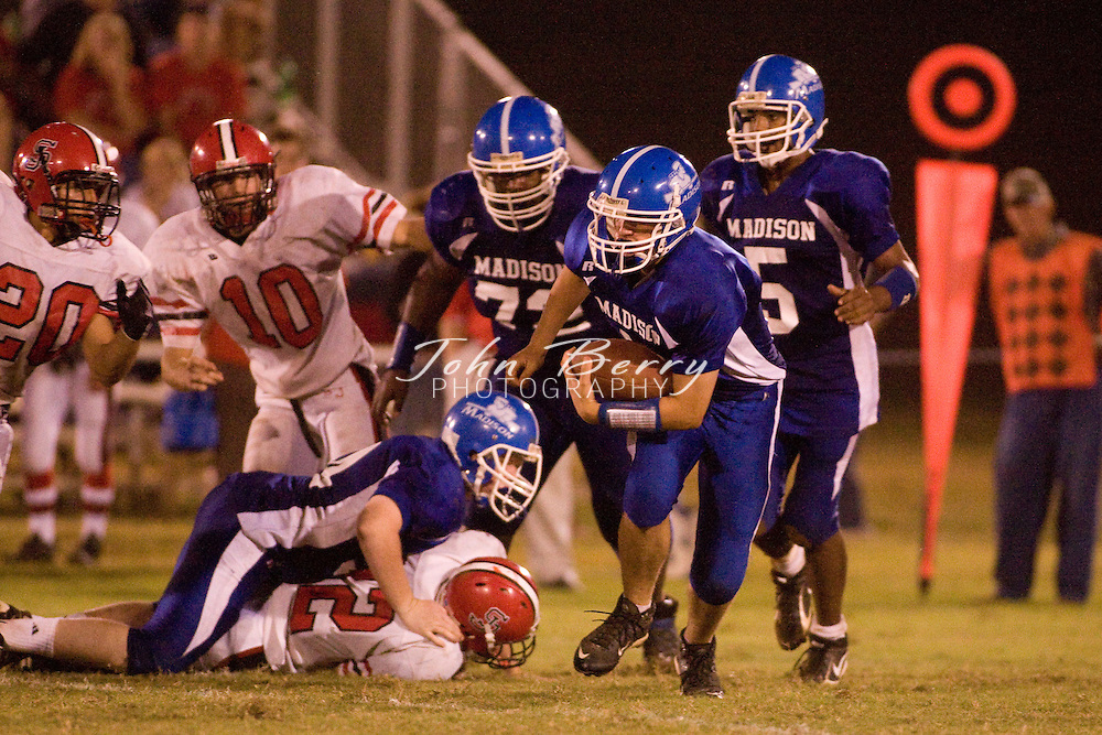 MCHS Varsity Football.vs Stonewall Jackson.Homecoming.10/5/2007..