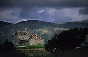Mull island, Duart Castle.