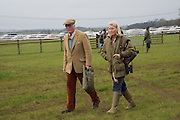OLIVER LANGDALE; AMANDA LANGDALE, The Heythrop Hunt Point to Point. Cocklebarrow. 24 January 2016