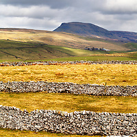 Three Dry Stone Walls and Pen Y Ghent
