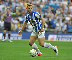 TOM LEES SHEFFIELD WEDNESDAY,  Hull City v Sheffield Wednesday Sky Bet Championship Play-Off Final, Wembley Stadium Saturday  28th May 2016.<br /> Photo:Mike Capps
