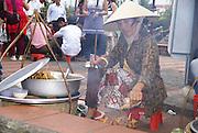Vietnam, Hoi An Old town Street Market