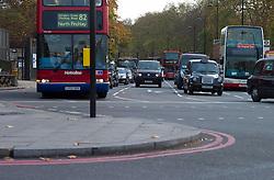 UK ENGLAND LONDON 23NOV11 - Street scene in Park Lane and Cumberland Gate, central London.....jre/Photo by Jiri Rezac....© Jiri Rezac 2011