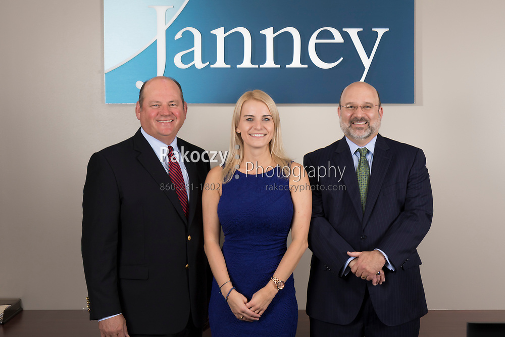 Fairbanks Diamond Wealth Management<br /> (lect to right) Jonathan Fairbanks, Barbara &quot;Basia&quot; Pietrzak, Seth Diamond
