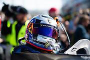 January 25-26, 2020. IMSA Weathertech Series. Rolex Daytona 24hr. #48 Paul Miller Racing, Lamborghini Huracan GT3, GTD: Andrea Caldarelli