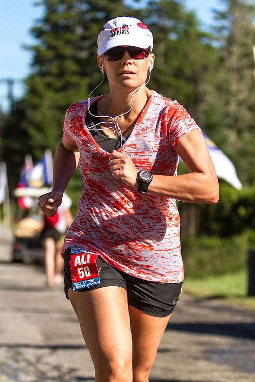 Great Cranberry Island Ultra 50K road race: Alison Acott