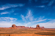 Monument Valley Navajo Tribal Park, Arizona, USA.
