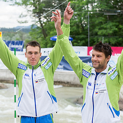 20140615: SLO, Kayak&Canoe - ICF Canoe Slalom World Cup in Tacen 2014