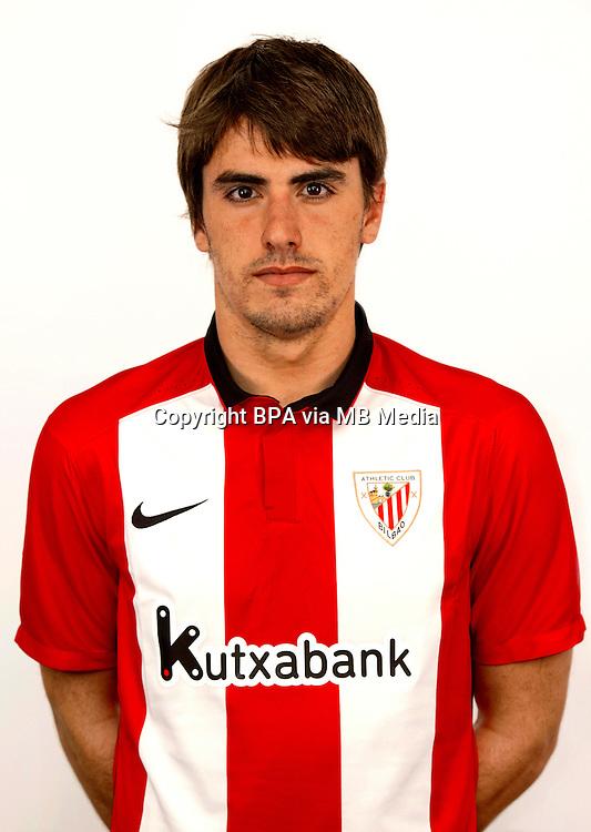 Spain - Liga BBVA 2015-2016 / <br /> ( Athletic Club Bilbao ) -<br /> Jon Aurtenetxe Borde