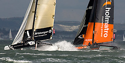 © Sander van der Borch. Cowes,  2 August 2008. Ishares cup 2008 Cowes  (2/4 August 2008). first day.