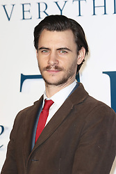 © Licensed to London News Pictures. 09/12/2014, UK. Harry Lloyd, The Theory of Everything - UK film premiere, Leicester Square, London UK, 09 December 2014. Photo credit : Richard Goldschmidt/Piqtured/LNP