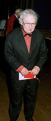 PROF.NORMAN ADAMS RA. Keeper of the Royal Academy, at a dinner in London on 22nd May 1997.LYP 1