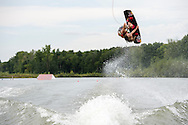 Massi Piffaretti at the Mastercraft Throwdown at Millennium Park in Grand Rapids, MI. ©Brett Wilhelm/ESPN