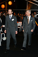 King Philippe visit Arcelor Mittal