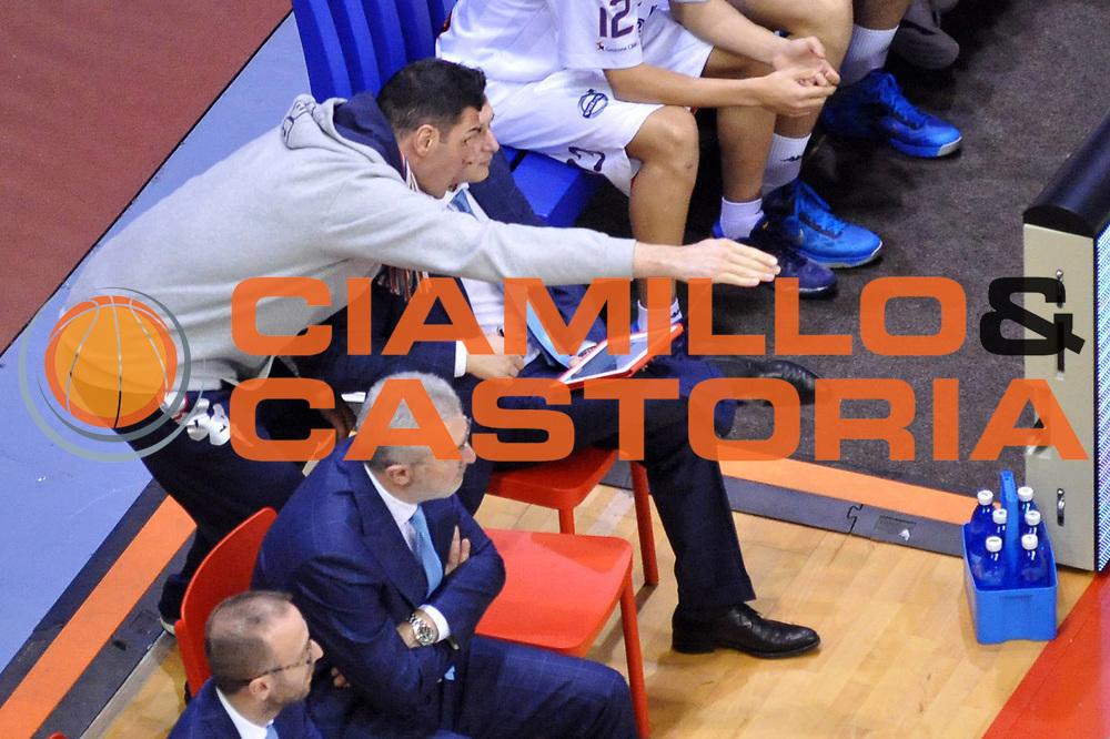 DESCRIZIONE : Biella Lega A 2012-13 Angelico Biella Umana Reyer Venezia<br /> GIOCATORE : Matteo Soragna Francesco Viola<br /> CATEGORIA : Curiosita<br /> SQUADRA : Angelico Biella <br /> EVENTO : Campionato Lega A 2012-2013 <br /> GARA : Angelico Biella Umana Reyer Venezia<br /> DATA : 25/11/2012<br /> SPORT : Pallacanestro <br /> AUTORE : Agenzia Ciamillo-Castoria/S.Ceretti<br /> Galleria : Lega Basket A 2012-2013  <br /> Fotonotizia : Biella Lega A 2012-13 Angelico Biella Umana Reyer Venezia<br /> Predefinita :