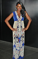 LONDON - September 04: Caroline Chikezie at the Jeans for Genes - Launch Party (Photo by Brett D. Cove)