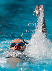 Nika Karlina Petric of Slovenia during the Women's  400m Individual Medley Heats during the 13th FINA World Championships Roma 2009, on August 2, 2009, at the Stadio del Nuoto,  in Foro Italico, Rome, Italy. (Photo by Vid Ponikvar / Sportida)