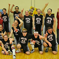 3.1.2010 Murray Ridge Raiders Basketball