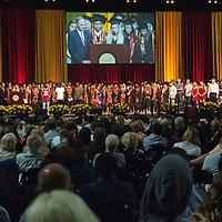 USC Athletics Graduation 2016