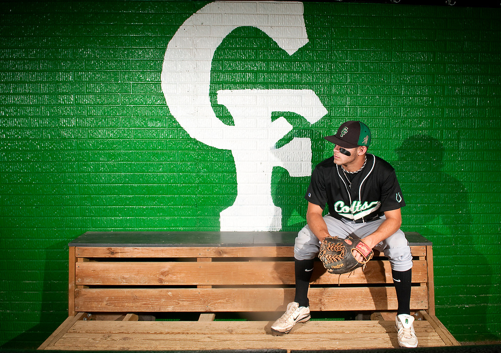 Clear Fork's Travis Hissong, 2010 News Journal Pitcher of the Year (Rob Hardin / News Journal)